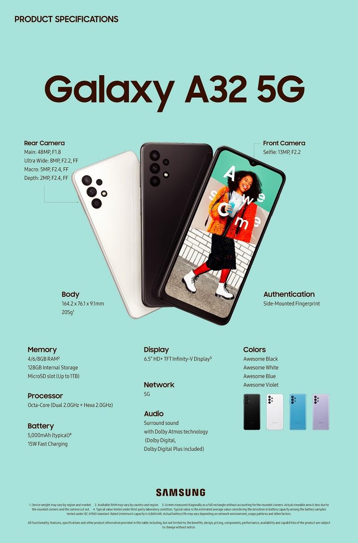 Samsung Galaxy A32 5G (1)