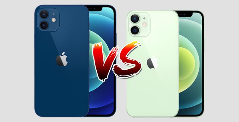iPhone 12 และ iPhone 12 mini