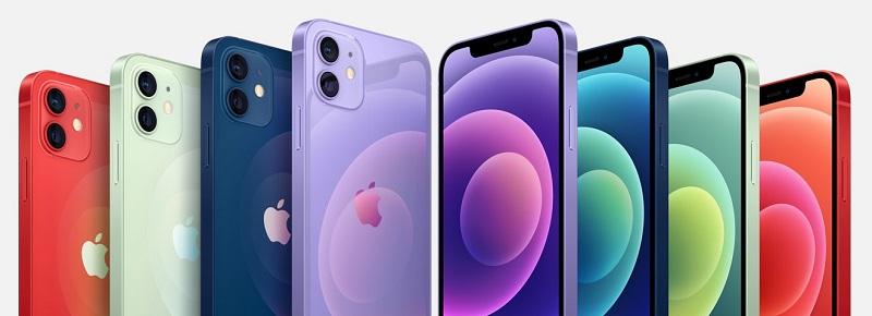 iPhone 12-12 mini